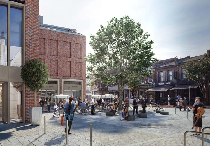 Putney High Street Call in approved by GLA
