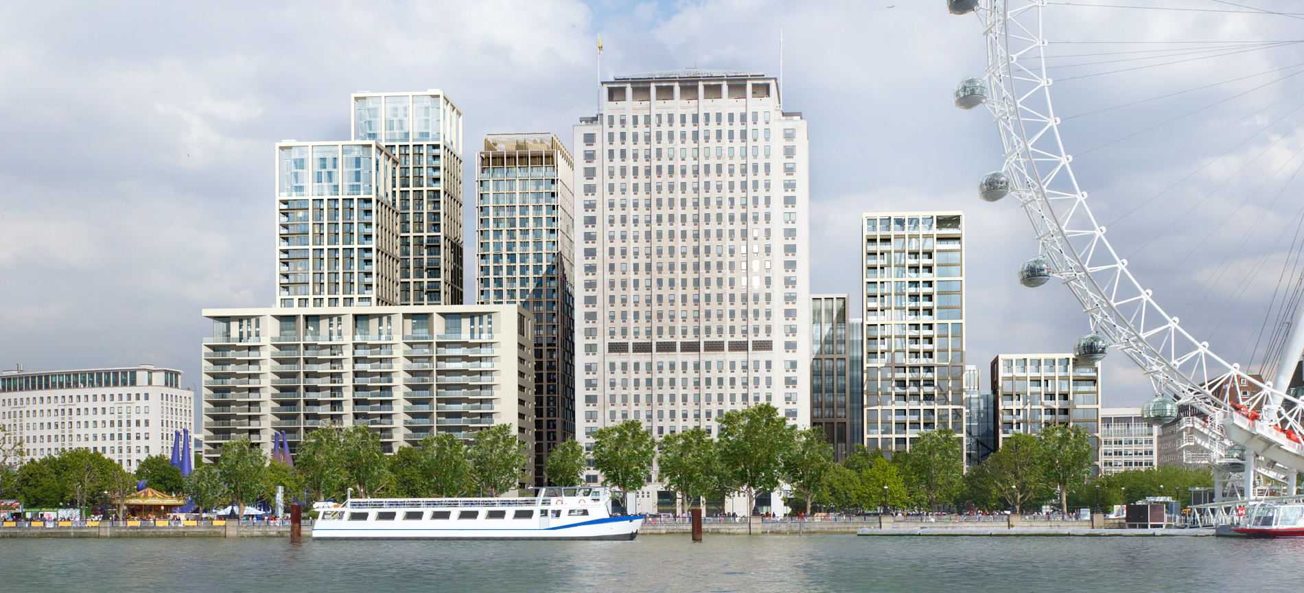 southbank place architects grid